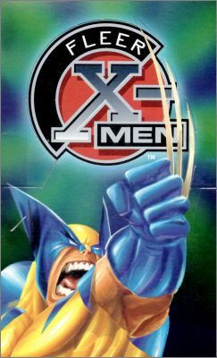 X-Men - Trading cards - Fleer - 1997 - USA