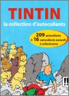 Tintin - La collection d'autocollants - Le Soir - Belgique