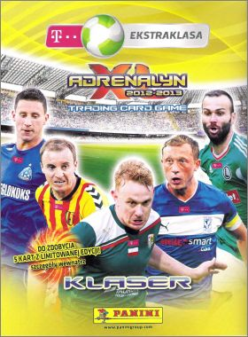 T-Mobile 2013 Ekstraklasa  - Adrenalyn XL - Pologne