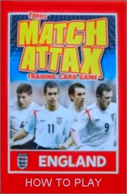 Match Attax - Trading Card Game - World Cup 2006 - Topps