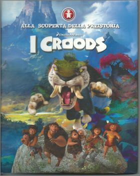 I croods - DreamWorks Animation SKG - Sigma - Italie - 2013