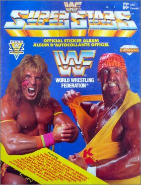 World Wrestling Federation (WWF) Superstars - Diamond - 1991