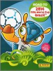 Road to 2014 FIFA World Cup Brazil - Edition turque - Panini