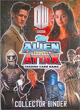 Doctor Who - Alien Attax - Trading Card Game - Anglais