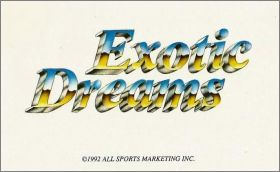 Exotic Dreams - All Sports Marketing Inc.