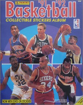 '91 '92 Basketball - Panini - USA