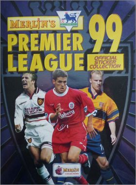 Premier League 99 - Merlin - Angleterre