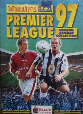 Premier League 97 - Merlin - Angleterre