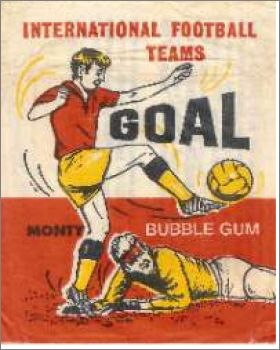 International Football Teams 1969/1970 - Monty Gum
