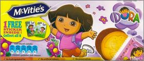 Dora - Mc Vities