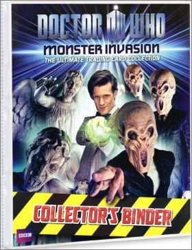 Doctor Who: Monster Invasion - Test Set - Trading Card