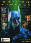 Batman Forever - Sticker Album - Merlin - 1995