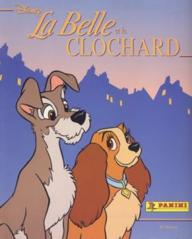 La Belle et le Clochard (Disney) - Panini