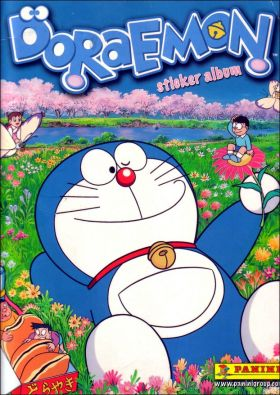 Doraemon 2004 - Sticker Album - Panini - Italie - 2004