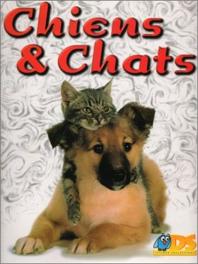 Chiens & Chats -  DS Sticker collections - 1997