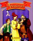Anastasia - Sticker Album - Panini - 1998