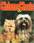 Chiens & Chats - Sticker Album - Panini - 1997