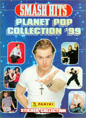 Smash Hits - Planet Pop Collection 99 - Panini - France