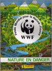 Nature en Danger - WWF - Panini