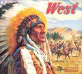 West (1er album) - Sticker Album - Figurine Panini - 1976