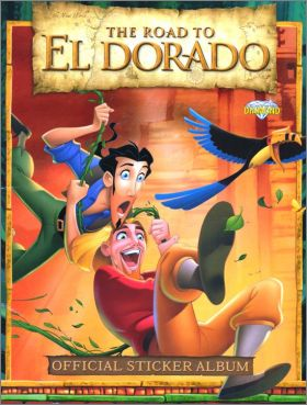 Sur la Route d'El Dorado / The Road to El Dorado - Diamond