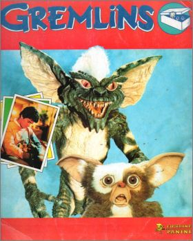Gremlins - Sticker Album - Figurine Panini - 1984