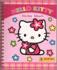 Hello Kitty - Sticker Album - Panini - Italie - 2004