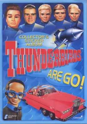 Thunderbirds - Are Go ! - Cards Inc - Angleterre