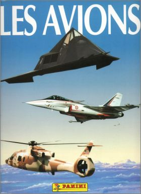 Les Avions - Sticker Album - Panini - 1993