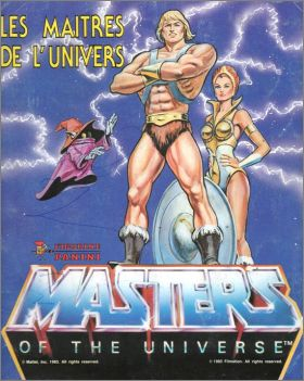 Les Maitres de l'Univers / Masters of the Universe (animé)