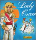 Lady Oscar - Sticker Album  Panini - 1987