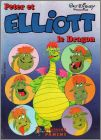 Elliott le Dragon (Peter et...) - Figurine Panini