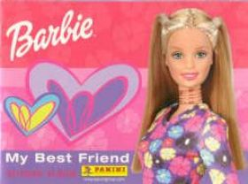 Barbie - My Best Friend - Panini