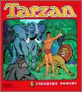 Tarzan - Sticker Album Figurine Panini - 1979