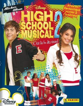 High School Musical 2 - Stickers (Disney) - Panini - 2007