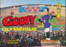 Goofy Olympique - Panini - France