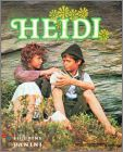 Heidi - Feuilleton TV - Sticker Album - Figurine Panini 1979