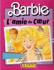 Barbie - L'Amie du Coeur - Sticker Album - Panini - 1989