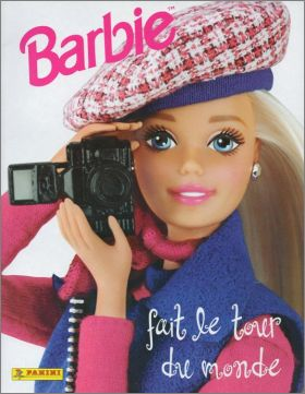 Barbie fait le Tour du Monde / Barbie Holiday - Panini