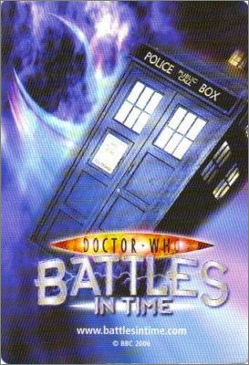 Doctor Who: Battles in Time Annihilator - Trading Card 2007