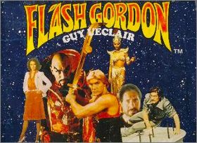 Flash Gordon - Guy l'Eclair- Age - France
