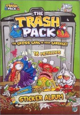The Trash Pack : the cross gang in your carbage ! - Giromax