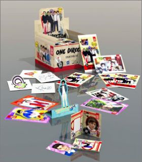Fan Pack One Direction - Distribox - 2013