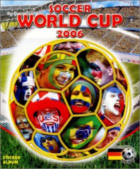 Soccer World Cup 2006 / Coupe du Monde Germany - Mundocrom