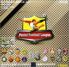 Panini Football League 2013 - PFL03 - Japon