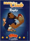 Carte Rugby