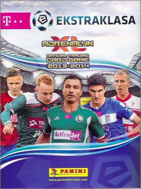 T-Mobile Ekstraklasa 2013-2014 Adrenalyn XL - Pologne