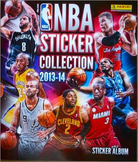 NBA - Sticker Collection - 2013-14 - Panini