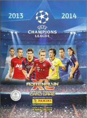 UEFA Champions League 2013-2014 Adrenalyn XL - Trading Cards