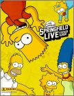 Les Simpson - SPRINGFIELD LIVE 5 sticker album - 2013